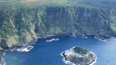 صورة تعرف على جزر تعج بالسياح رغم الجائحة