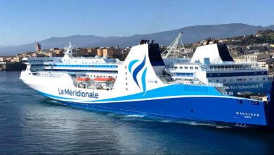 صورة إلغاء الرحلات البحرية بين طنجة ومارسيليا