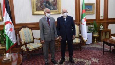 صورة لماذا استقبل الرئيس الجزائري زعيم جبهة البوليساريو؟