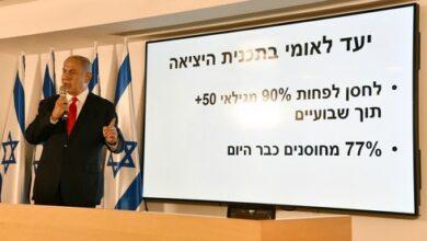 صورة نتنياهو سيعين وزيرا عربيا في حكومته في حال فوزه في الانتخابات المقبلة.. فمن يكون؟