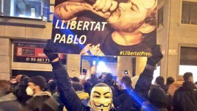 صورة شاهد: ماذا يحصل في إسبانيا؟