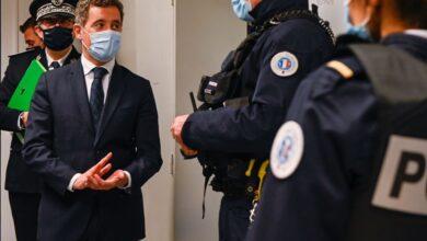 صورة فرنسا تفكك جماعة معادية للمهاجرين