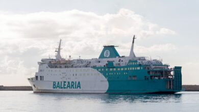 صورة رحلة بحرية جديدة رقم 57 بين طنجة والجزيرة الخضراء