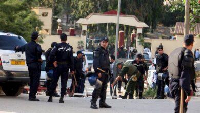 صورة شاهد: قاصر يتعرض لمحاولة اغتصاب من قبل الشرطة الجزائرية والسلطات تفتح تحقيقا