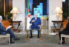 صورة شاهد: تبون يسحب مشروع قانون التجريد من الجنسية الجزائرية