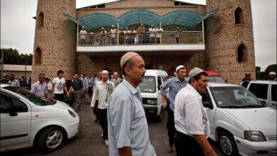 صورة مقتل عائلة من 8 أفراد بالرصاص داخل مسجد بأفغانستان