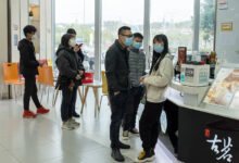 صورة واشنطن تعتقد أن فيروس كورونا  تسرب من مختبر صيني