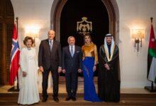 صورة العاهل الأردني: الأمير حمزة في رعايتي