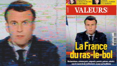 صورة جنرالات يهددون بانقلاب عسكري في فرنسا