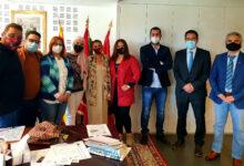 صورة شاهد: مغاربة إسبانيا يطالبون بمحاكمة زعيم البوليساريو