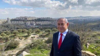 صورة شاهد: نتنياهو لفلسطين.. إسرائيل ستكثف ضرباتها في غزة