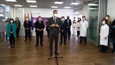 صورة زعيم جبهة البوليساريو يمثل أمام القضاء الإسباني