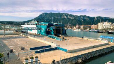 صورة رحلة بحرية جديدة استثنائية بين ميناء طنجة إلى إسبانيا
