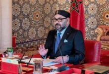 صورة شاهد: جزائريون غاضبون من تبون يهتفون عاش الملك محمد السادس