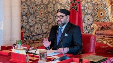 صورة العاهل المغربي يأمر بتسهيل عودة الجالية بأسعار مناسبة