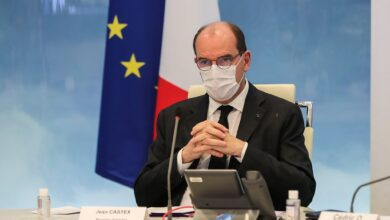 صورة 30 مليون فرنسي تلقوا الجرعة الأولى من اللقاح المضاد لكورونا