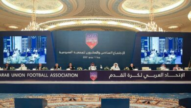 صورة انتخاب مغربي عضوا باللجنة التنفيذية للاتحاد العربي لكرة القدم