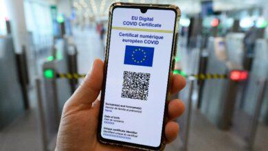 صورة أوروبا تتبنى اعتماد شهادة كورونا الرقمية