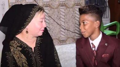 صورة شاهد: حفل زواج أصغر عريس في العالم بالعراق
