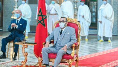 صورة العاهل المغربي وماكرون على قائمة أهداف برنامج بيغاسوس الإسرائيلي للتجسس