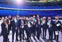 صورة إيقاف لاعب الجودو الجزائري فتحي نورين لرفضه مجابهة إسرائيلي في أولمبياد طوكيو