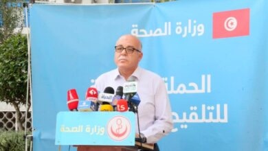 صورة بسبب تدهور الحالة الوبائية.. إقالة وزير الصحة في تونس