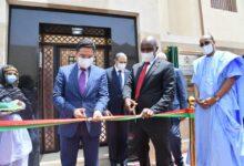 صورة مالاوي تفتتح قنصلية عامة لها بمدينة العيون