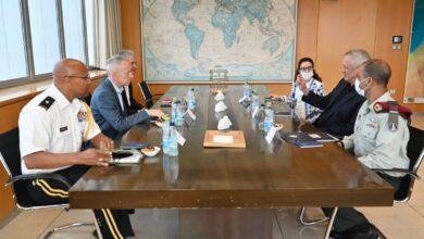صورة إسرائيل تقدم لفرنسا نتائج أولية بخصوص برنامج التجسس بيغاسوس