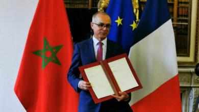 صورة سفير المغرب بفرنسا: المملكة لم تتجسس على  ماكرون ولا يوجد دليل على ذلك