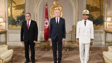 صورة شاهد: سعيد يؤكد أن الشعب التونسي سيكون كالنجوم والأقمار في الأرض وفي السماء