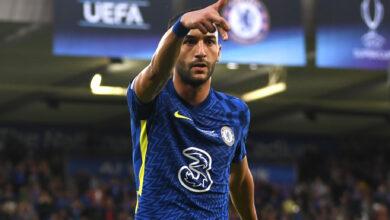 صورة زياش يدخل التاريخ ويصبح أول لاعب مغربي عربي يسجل في كأس السوبر الأوروبي