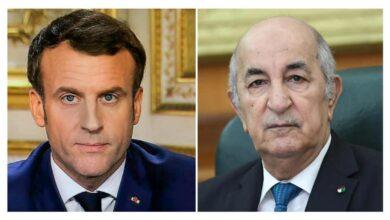 صورة شاهد: ماكرون يريد التهدئة مع الجزائر ويعرب عن ثقته بتبون