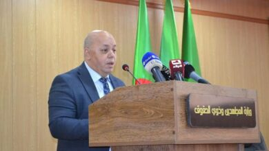 صورة الجزائر ترد على قرار ماكرون حول الحركيين