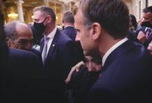 صورة شاهد: ماكرون يطلب الصفح من الحركيين الجزائريين