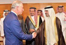 صورة رجل أعمال سعودي يتسبب في استقالة مساعد  الأمير تشارلز فما السبب؟