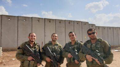 صورة شاهد: إسرائيل تعتقل اثنين من الأسرى الفلسطينيين الهاربين