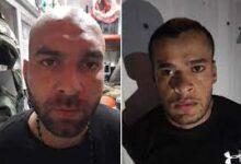 صورة شاهد: إسرائيل تعتقل آخر معتقلين فلسطينيين فارين من سجن جلبوع