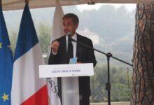 صورة الحكم بسجن الرئيس الفرنسي السابق  نيكولا ساركوزي بالسجن لعام واحد نافذ