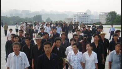 صورة منظمة الصحة العالمية تقول إن كوريا الشمالية خالية من كورونا