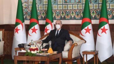 صورة الجزائر تستدعي سفيرها لدى باريس