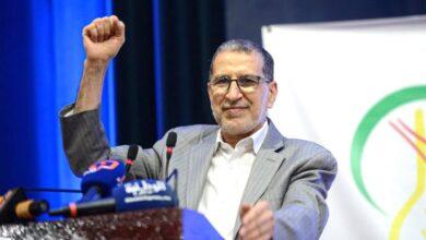 صورة رئيس الحكومة المغربية السابق يتلقى  الجرعة الثالثة من اللقاح ويكذب ما يروج حول تأثيراتها السلبية