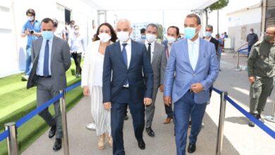 صورة المغرب يسجل إقبالا كبيرا على مراكز التطعيم عقب اعتماد جواز التلقيح