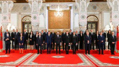 صورة تعرف على أعضاء الحكومة المغربية الجديدة
