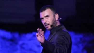 صورة عقب تقليده لقيس سعيد.. فنان تونسي يتلقى تهديدات بالقتل