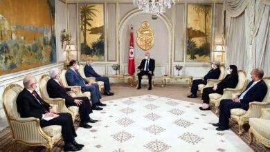 صورة قيس سعيد يؤكد أن تونس منفتحة على التشاور مع الدول الصديقة دون تدخل في شؤونها