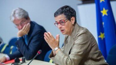 صورة أرانشا غونزاليس تؤكد أن دخول زعيم البوليساريو إلى إسبانيا تم وفق القانون